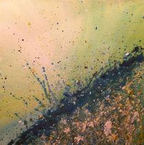 explosion der oberfläche von Ludwina Simmet