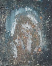 comet in blauem schein von Ludwina Simmet