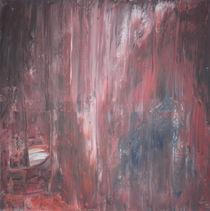ich steh im Regen und erwarte das Licht by Ludwina Simmet