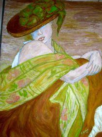 Summerlady von Brigitte Hohner