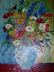 Feldblumenstrauß von Brigitte Hohner
