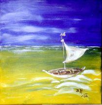 La barca von Brigitte Hohner