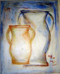 Antike Vasen von Brigitte Hohner
