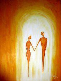 Gemeinsam ins Licht von Brigitte Hohner