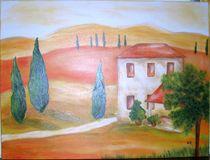 Toscana von Brigitte Hohner