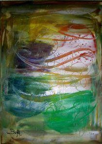 Wenn Farben tanzen von Brigitte Hohner