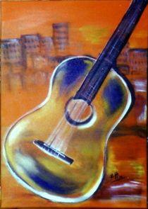 La gitarra von Brigitte Hohner