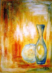 ´Zwei Vasen von Brigitte Hohner