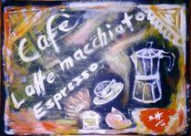 Caffe von Brigitte Hohner