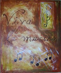 viva la musica von Brigitte Hohner