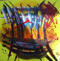 Feuerkorb von Brigitte Hohner