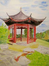 Chinesischer Pavillion, Chinese Pavilion by annas