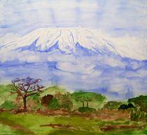 Kilimandscharo von annas
