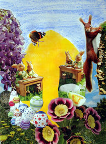 Frohe Ostern by annas