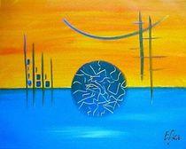 Yakkas (Werk 3) von Anna Efka