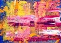 yellow red von Kurt Iwanschütz