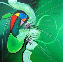 Faun Grün von Kurt Iwanschütz