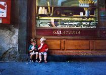 Eisesser in Lucca by Peter Neudecker
