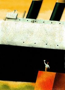 The departure by stefano tartarotti
