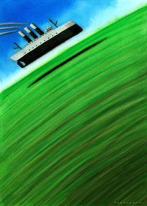 Over the green by stefano tartarotti