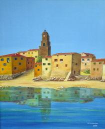 Alt St Tropez von Helga Mosbacher