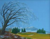 Wintergolf von Helga Mosbacher
