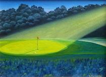 Golfnacht von Helga Mosbacher