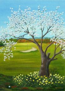 Blütenräume von Helga Mosbacher