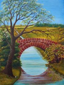 Brückenschlag von Helga Mosbacher