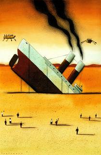 Shipwreck by stefano tartarotti
