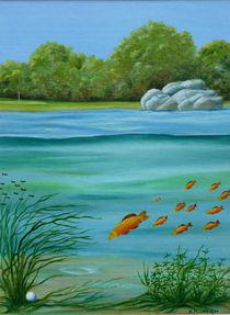 Ein Schlag ins Wasser von Helga Mosbacher