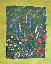 Gartenzauber von Helga Mosbacher