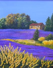 Farben der Provence von Helga Mosbacher