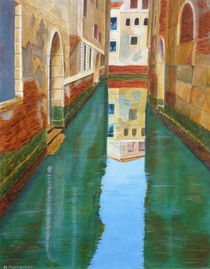Venedig von Helga Mosbacher
