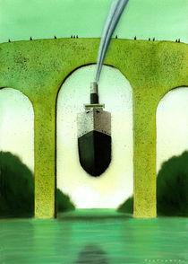 Under the bridge by stefano tartarotti