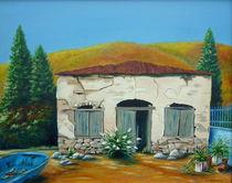 Raum ist in der kleinsten Hütte... von Helga Mosbacher