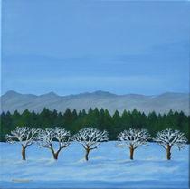 Tanz der Bäume von Helga Mosbacher