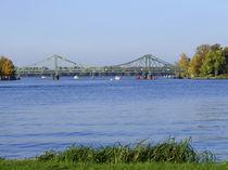 Glienicker Brücke von rotschwarzdesign
