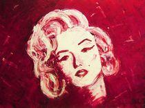 Marylin Monroe by Nicole Hempel