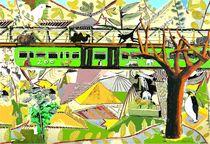 Wuppertal zum Zoo von holger weber