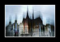 Rostocker Rathaus von dietmar braun