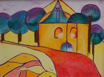 Niederrheinkapelle I von Claudia Janßen