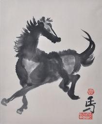 Das Qi des jungen Pferdes von Claudia Janßen