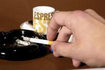 Kaffe und Zigaretten von gandalf