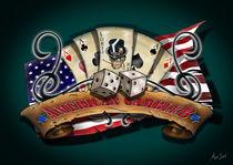 american gambler by Max Gesswein