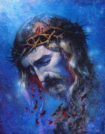 Galaktischer Jesus von Ernst Thupten Dawa Neuhold