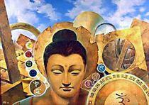 Buddhachakra von Ernst Thupten Dawa Neuhold