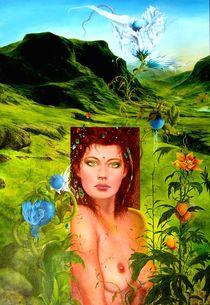 Kaledonian Lady von Ernst Thupten Dawa Neuhold
