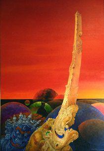Mahakala von Ernst Thupten Dawa Neuhold