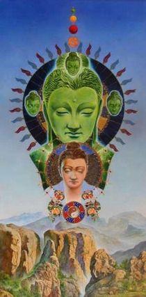 Jadebuddha von Ernst Thupten Dawa Neuhold